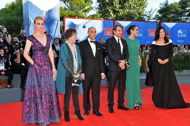 Венецианский кинофестиваль 2016 открытие