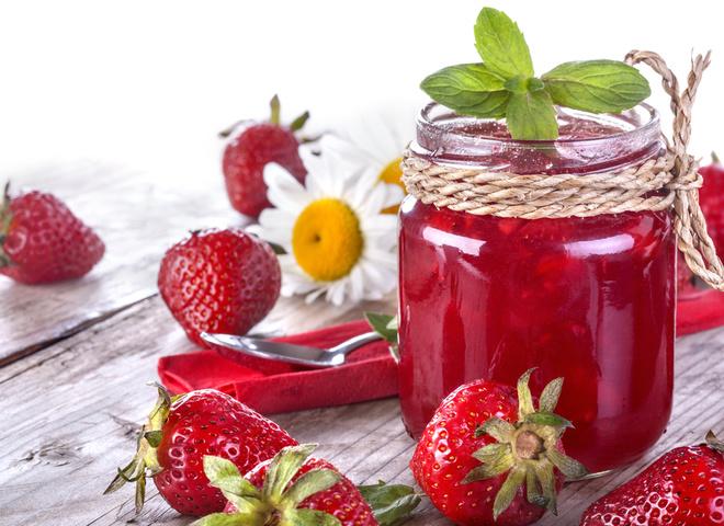 Варення з полуниці