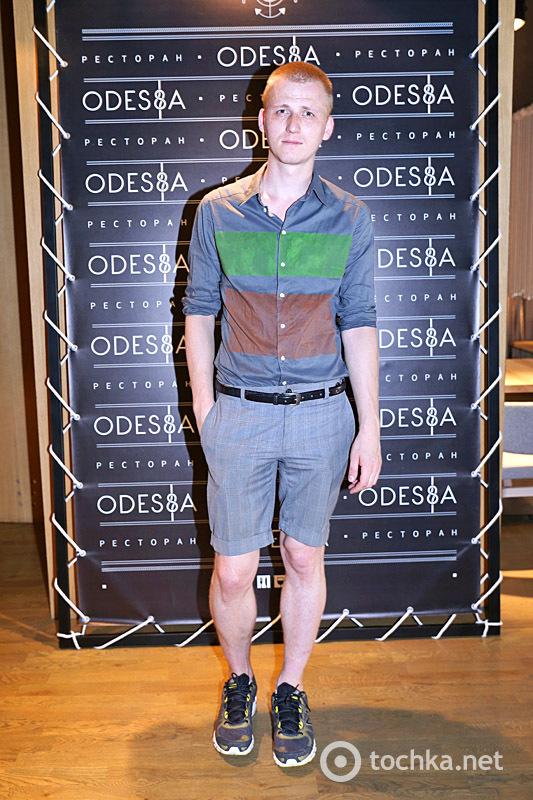 Прес-ланч Odessa Holiday Fashion Week