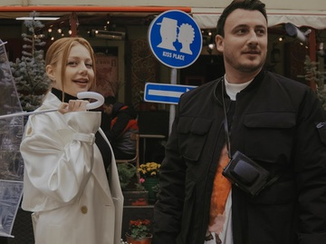Тіна Кароль та Ivan NAVI