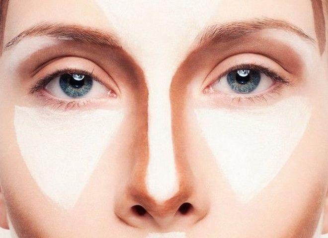 Как правильно контурировать нос
