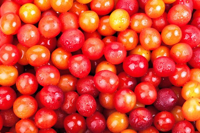 Рецепты из сезонных овощей и фруктов июля