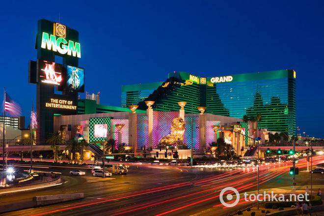 Віртуальна подорож Лас-Вегасом