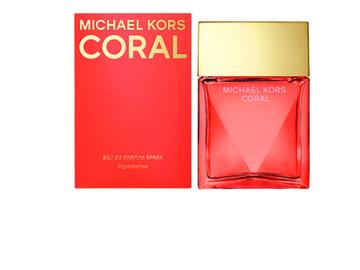 Michael Kors випустив парфуми з коралом