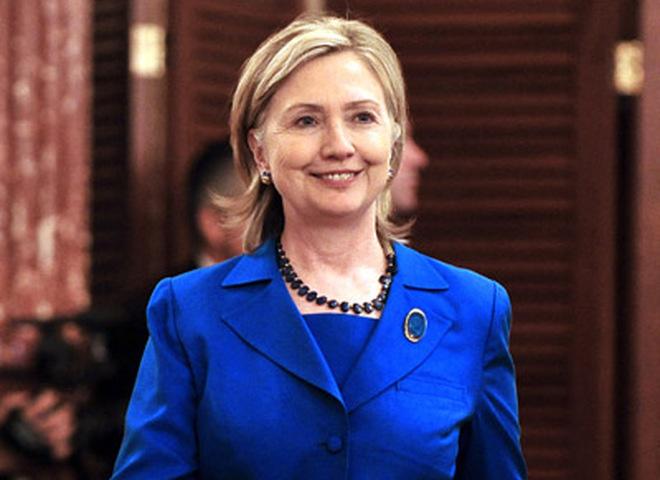 Гиллари Клинтон - активная феминистка