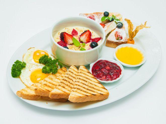 Каши на завтрак