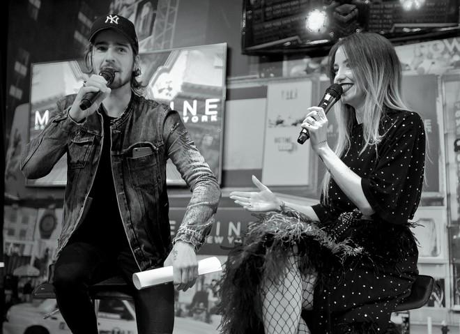 Надя Дорофеева и Владимир Дантес (tochka)