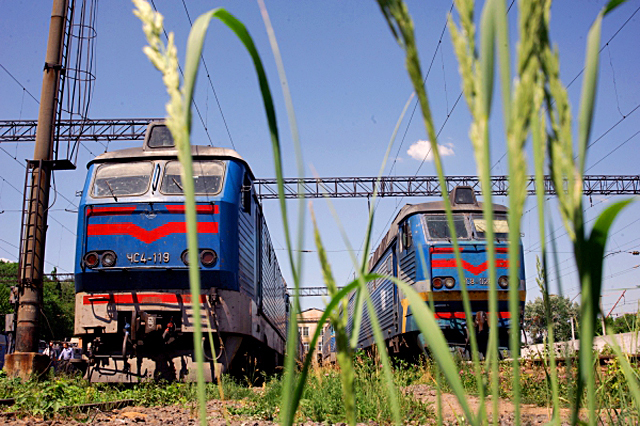 Отдых в Крыму: Укрзализныця