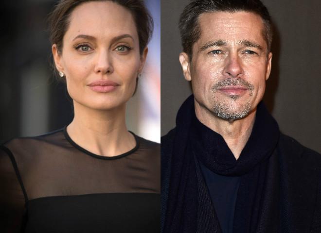 Джоли собралась реализовать особняк воФранции вопреки желанию Питта