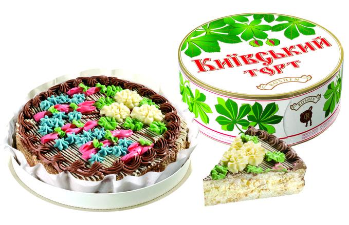 """""""Київський торт"""""""