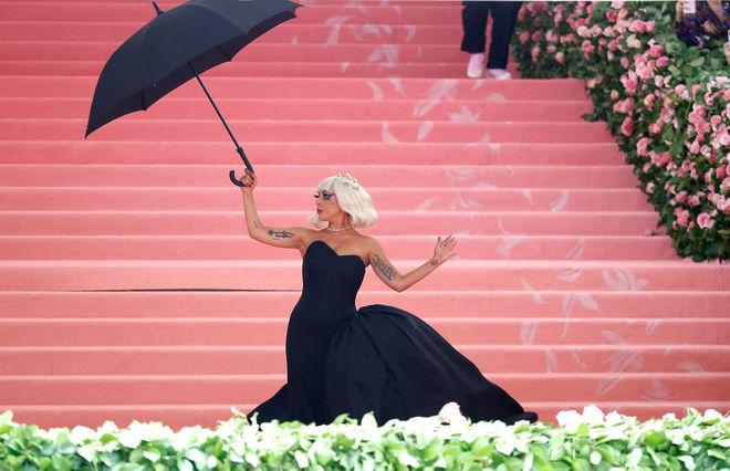 Леді Гага влаштувала яскравий перформанс на Met Gala-2019: фото, відео