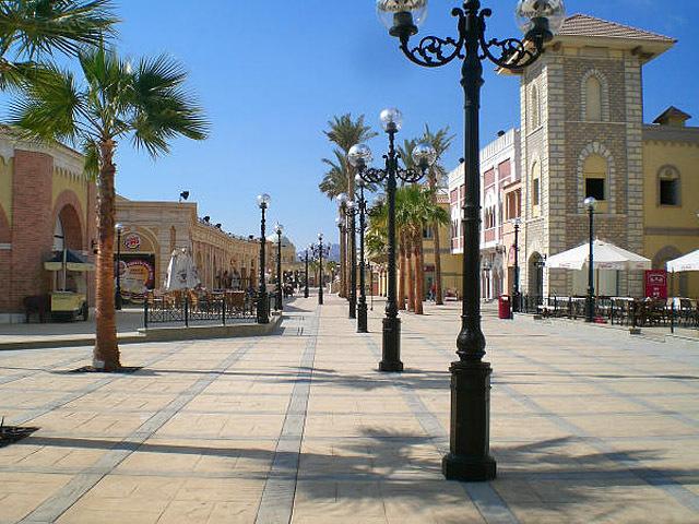 Цікаві місця Шарм ель Шейх: Il Mercato