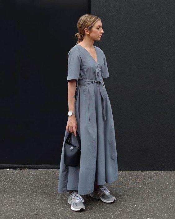 Платье-рубашка на лето 2020