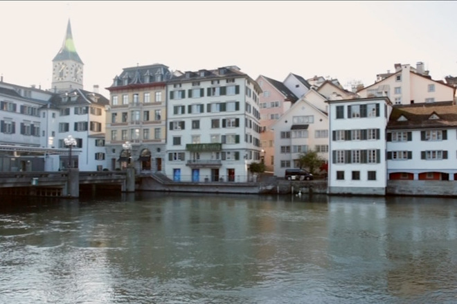 Путешествие по Швейцарии на автомобиле