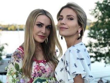 Ольга Сумська та Антоніна Паперна