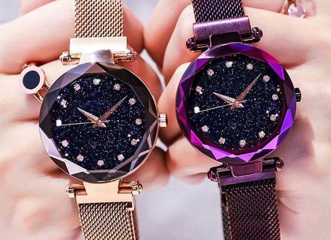 Модні жіночі наручні годинники 2019