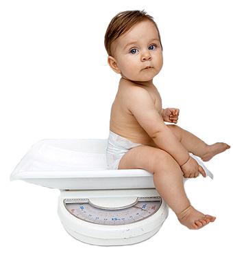 Нормы роста и веса ребенка