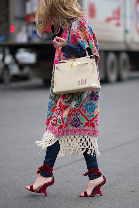 Что носить осенью: базовый гардероб и тренды 2015