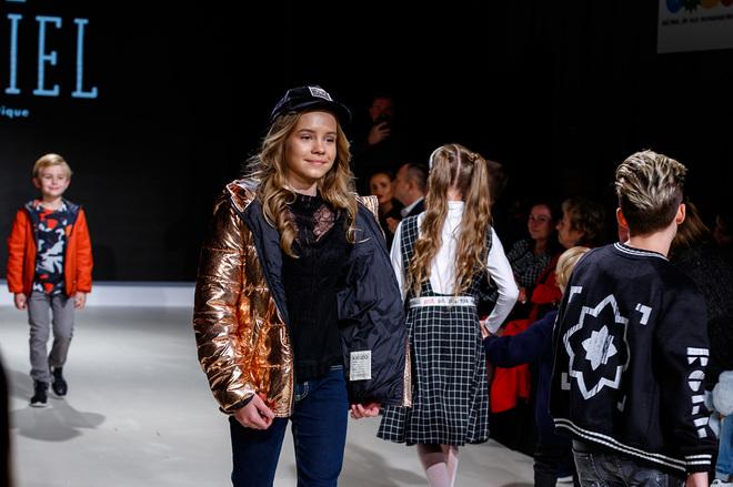 Junior Fashion Week третий день