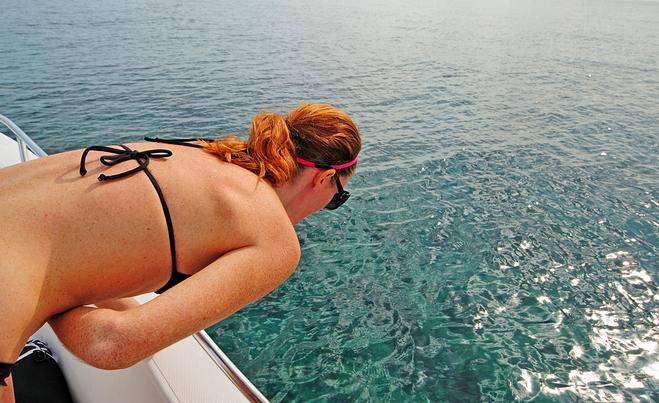 Как победить морскую болезнь