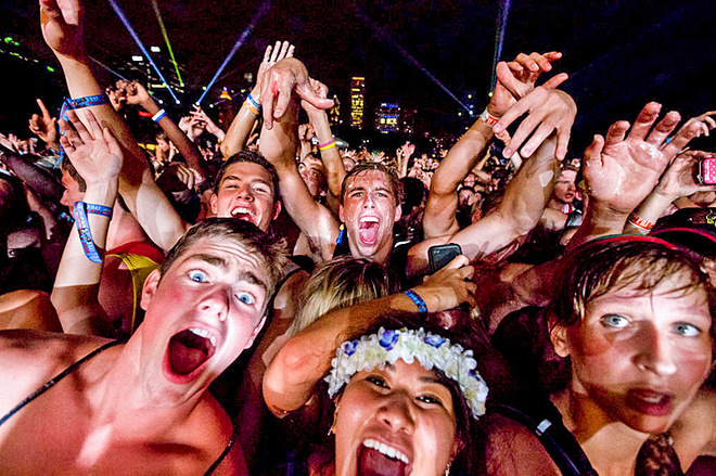 Путешествие на музыкальный фестиваль: Lollapalooza Festival