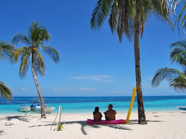 Філіппіни пляжі: Malapascua