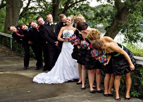 фото друзьями идеи с для свадебных