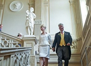 немецкая принцесса впервые вышла замуж