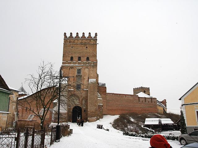 Луцький замок (Луцьк)