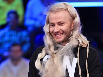 Денис Повалій з косою