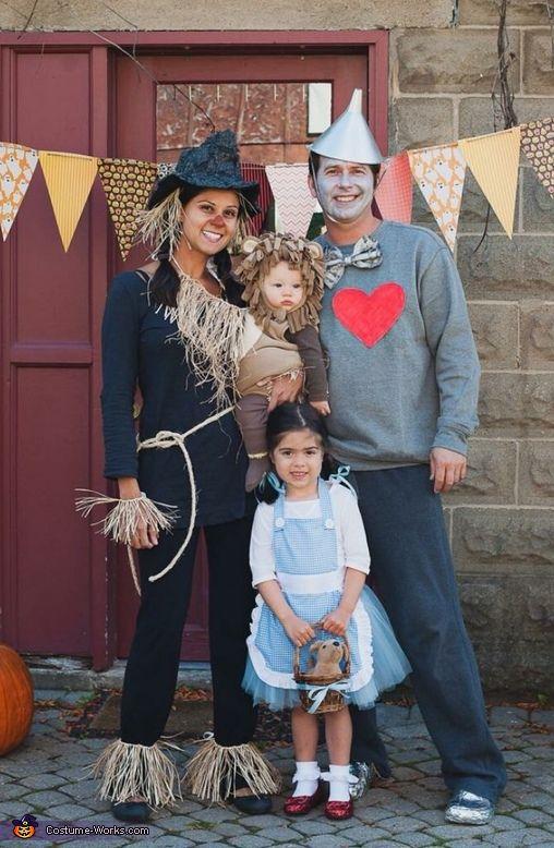 Костюм на Хэллоуин для детей