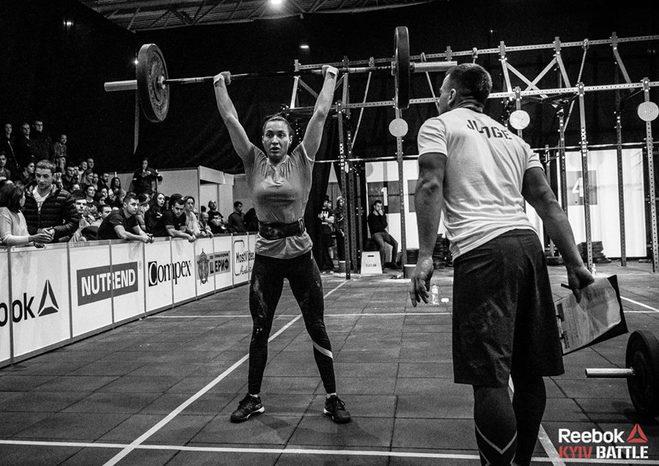 CrossFit для девушек: быть сильной – дико сексуально