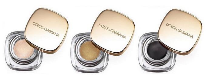 Новорічна колекція макіяжу 2016 від Dolce & Gabbana