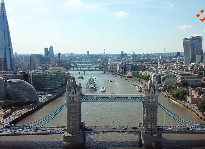 Лондон chekin