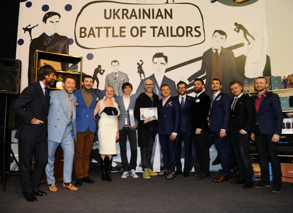 Ukrainian battle of tailors