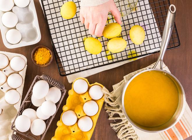 Что приготовить из желтков, если они остались при готовке