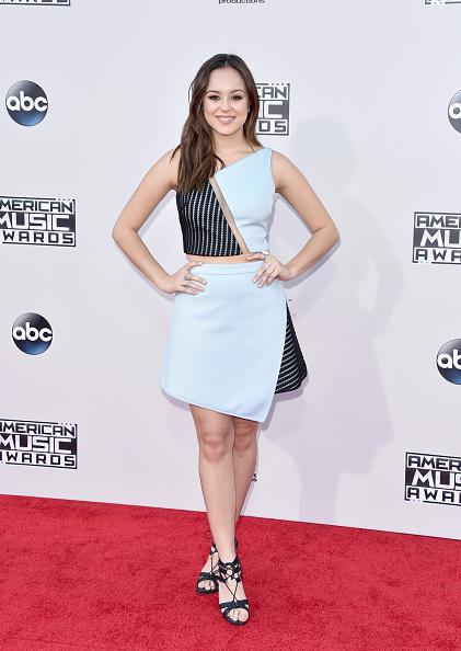 Лучшие образы на American Music Awards 2015