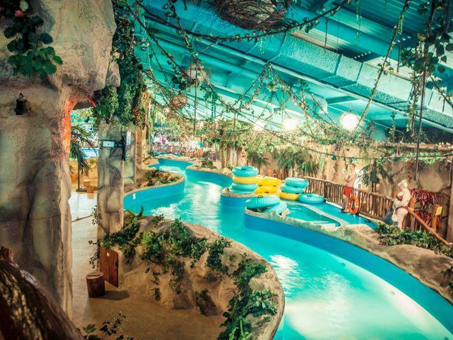 Аквапарк юрского периода Dream Island