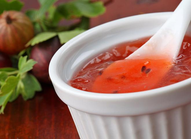 Варення з агрусу з апельсинами: подвійний удар по застуді