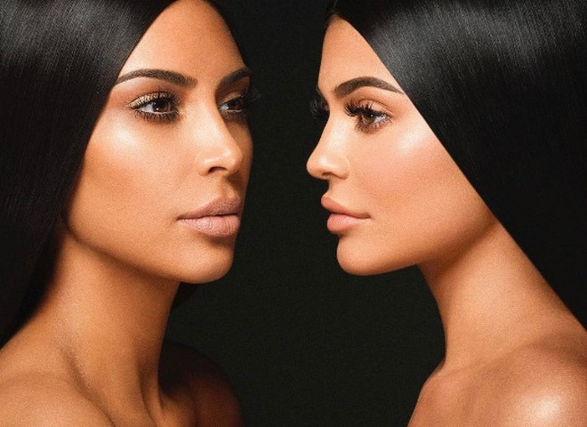 Lip Colors KKW x Kylie