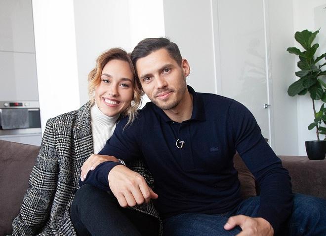 Никита Добрынин и Дарья Квиткова