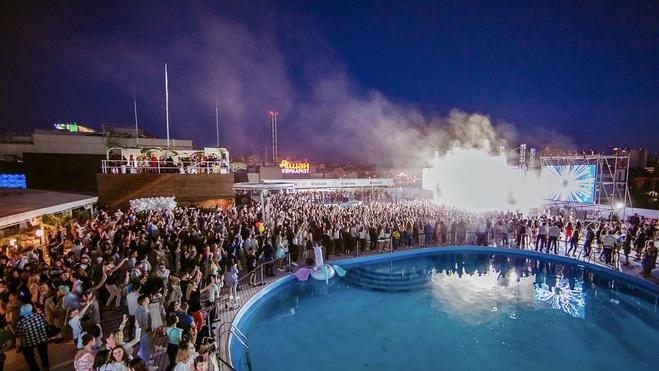 Начало сезона City Beach Club стартует концертом 23 июня