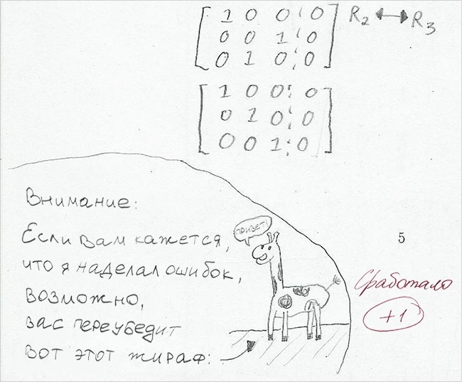 Фантазия на экзаменах (16 фото)