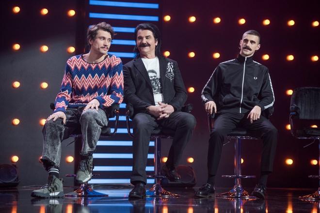 Павло Зібров на Improv Live Show