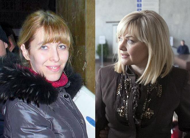Елена Белозерская, Оксана Билозир
