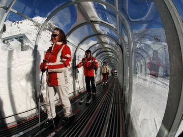 Зимовий відпочинок в Австрії: гірськолижний курорт Санкт-Антон