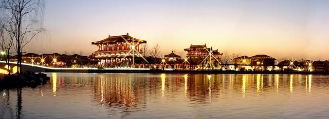 Великий шелковый путь: Сиань, Китай