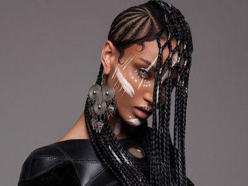 Невероятная красота: потрясающие прически британского стилиста