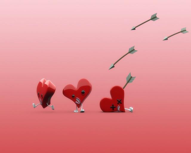 Валентинки всегда достигают цели!
