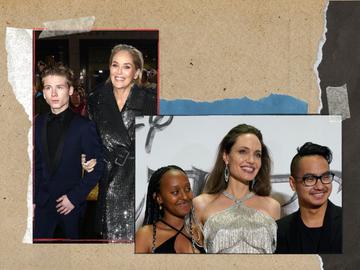 10 знаменитостей, которые воспитывают приемных детей
